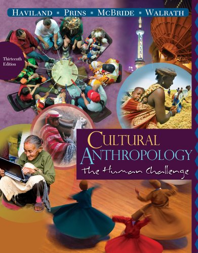 9780495811787: Cultural Anthropology: The Human Challenge