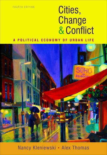 9780495812227: Cities, Change, and Conflict