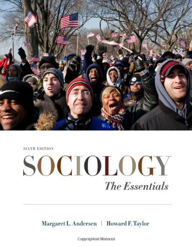9780495812234: Sociology: The Essentials (Available Titles CengageNOW)