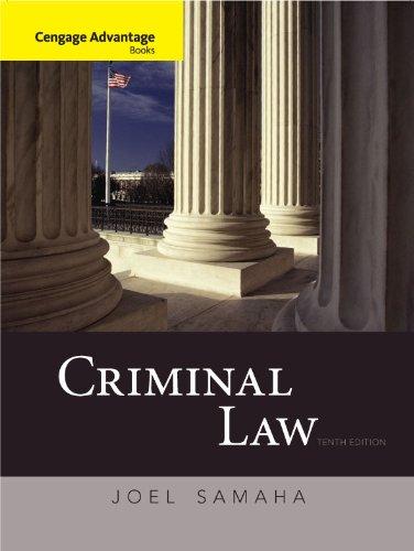 9780495812319: Criminal Law