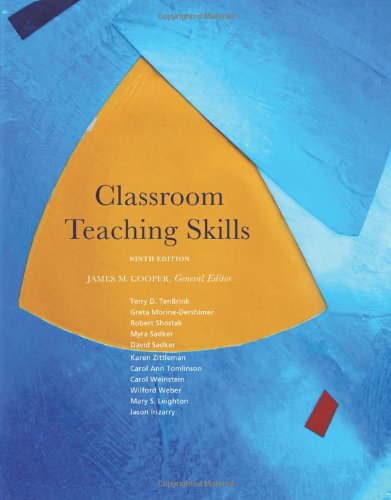 9780495812432: Classroom Teaching Skills (What's New in Education)