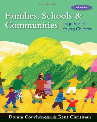 9780495812449: Families, Schools and Communities: Together for Young Children (What's New in Early Childhood)