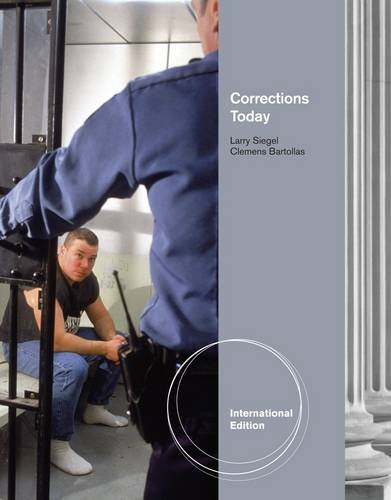 9780495812593: Corrections Today, International Edition