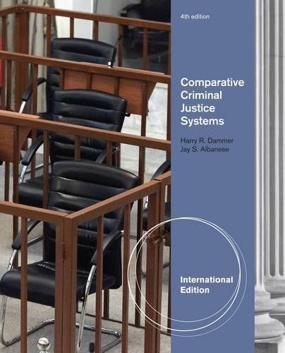 9780495812708: Comparative Criminal Justice Systems