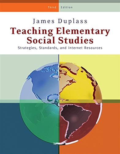 9780495812821: Teaching Elementary Social Studies: Strategies, Standards, and Internet Resources (What's New in Education)