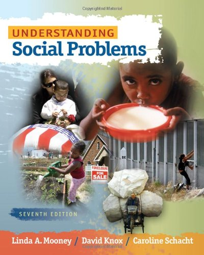 9780495812968: Understanding Social Problems (Available Titles CengageNOW)