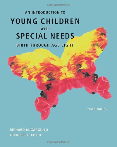9780495813156: An Introduction to Young Children with Special Needs: Birth Through Age Eight (Available Titles CourseMate)