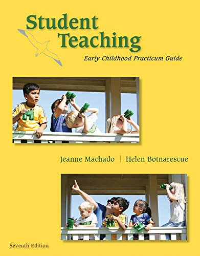 9780495813224: Student Teaching: Early Childhood Practicum Guide (What's New in Early Childhood)