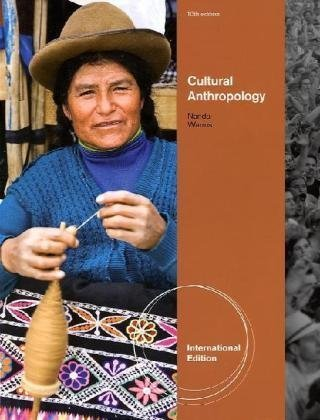 9780495813699: Cultural Anthropology, International Edition
