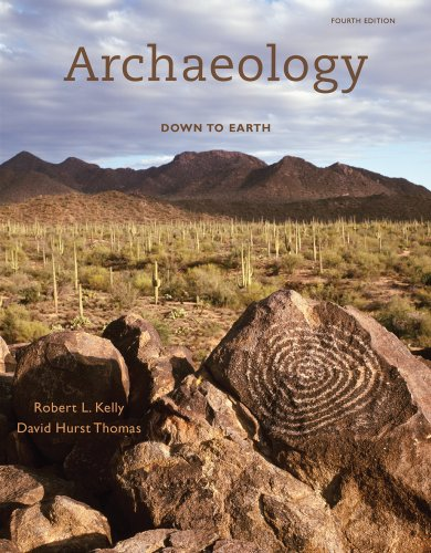 9780495814092: Archaeology: Down to Earth, 4th Edition