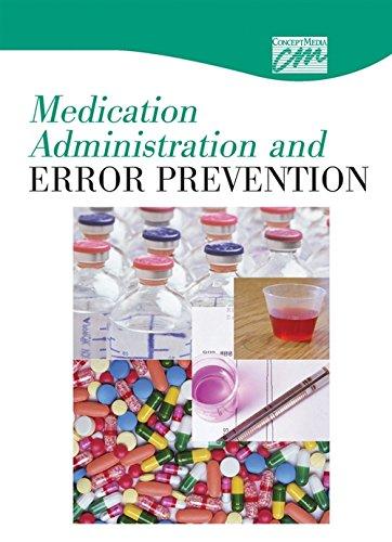 9780495817819: Medication Administration and Error Prevention: Complete Series (DVD) (Risk Management)