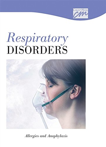 Respiratory Disorders: Allergies and Anaphylaxis (DVD) (Concept Media: Educational Videos): Concept...