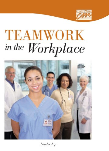9780495821335: Teamwork in the Workplace: Leadership (DVD) (Physical and Occupational Therapy)