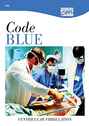 9780495821809: Code Blue: Ventricular Fibrillation (DVD) (Advanced Nursing Skills)