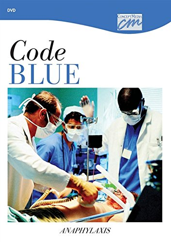 Code Blue: Anaphylaxis (DVD) (Concept Media: Educational Videos): Concept Media