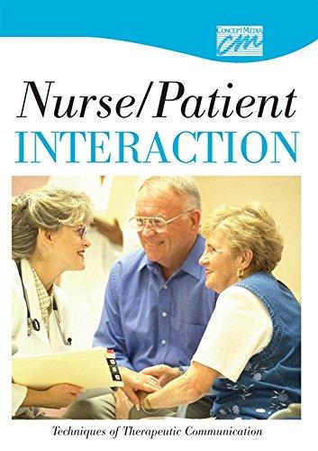 Nurse Patient Intervention: Techniques of Therapeutic Intervention (CD): Concept Media