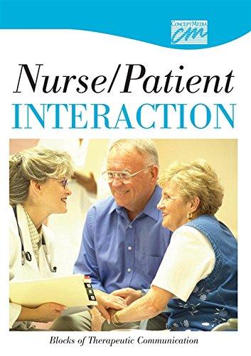 9780495823452: Nurse Patient Intervention: Blocks to Therapeutic Intervention (DVD)