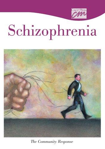 Schizophrenia: The Community Response (DVD) (Concept Media: Educational Videos): Concept Media