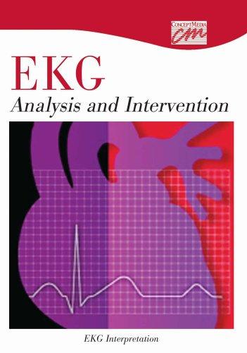 9780495825173: EKG Analysis and Intervention: EKG Interpretation (DVD)