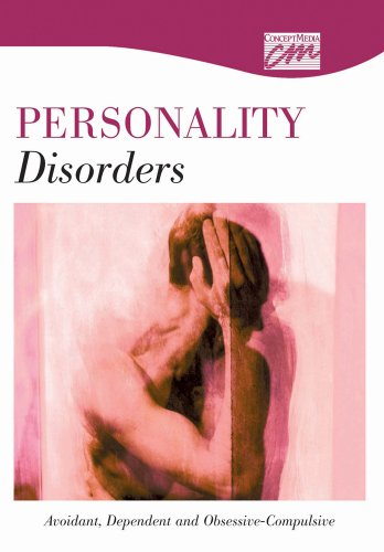 9780495825531: Personality Disorders: Avoidant, Dependent, and Obsessive-Compulsive (CD) (Mental Health)