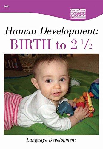 Human Development: Birth to 21/2: Language Development (DVD): Media Concept, Concept Media, (...