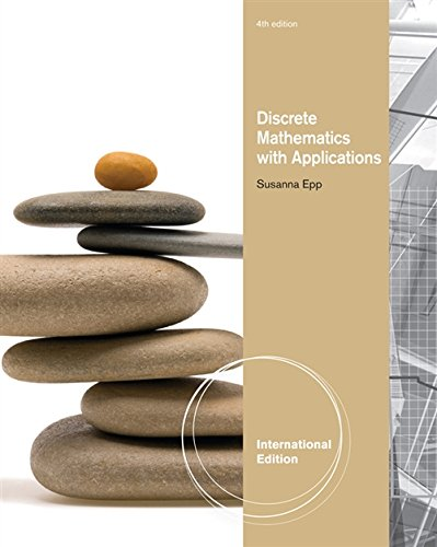 9780495826163: Discrete Mathematics with Applications