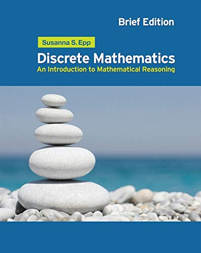 9780495826170: Discrete Mathematics: Introduction to Mathematical Reasoning