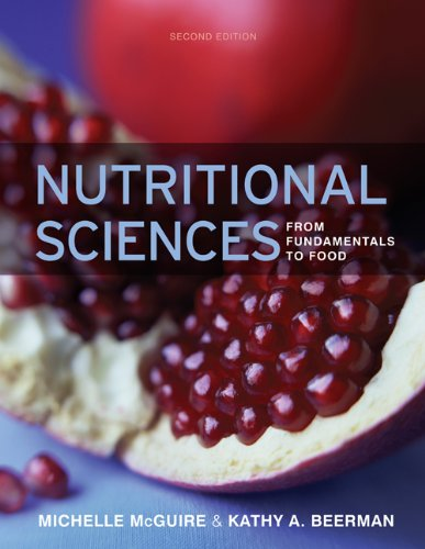 9780495826842: Study Guide for McGuire/Beerman's Nutritional Sciences: From Fundamentals to Food, 2nd