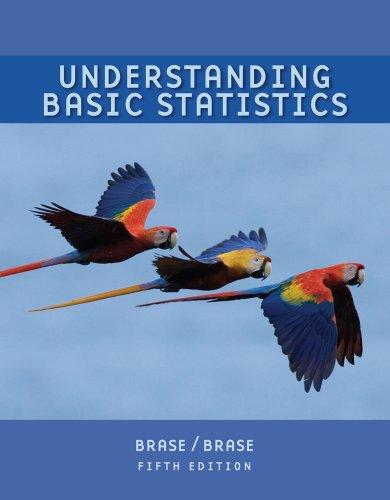 9780495829317: Understanding Basic Statistics