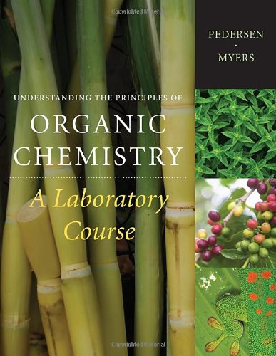 9780495829935: Understanding the Principles of Organic Chemistry: A Laboratory Course