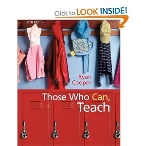 Those Who Can, Teach (Instructor's Edition): Ryan Cooper