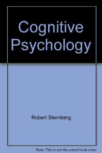9780495831341: Cognitive Psychology