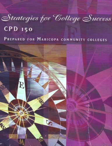 9780495833079: Strategies For College Success CPD 150- Prepared For Maricopa Community Colleges