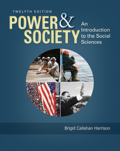 9780495833222: Power and Society: An Introduction to the Social Sciences