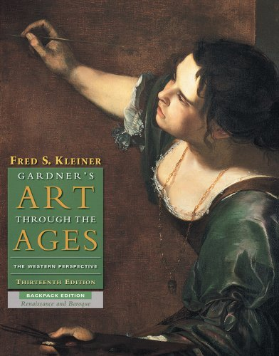Gardner's Art Through the Ages Backpack Edition: Fred Kleiner