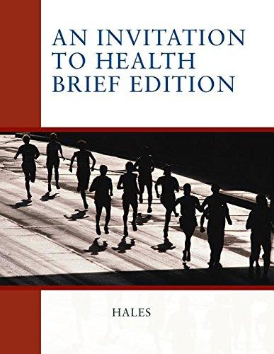 9780495835400: An Invitation to Health, Brief Edition