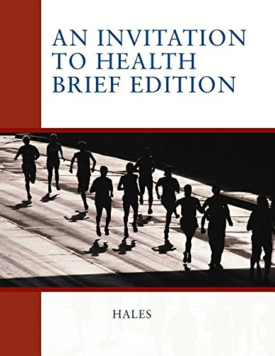 9780495835400: An Invitation to Health, Brief Edition