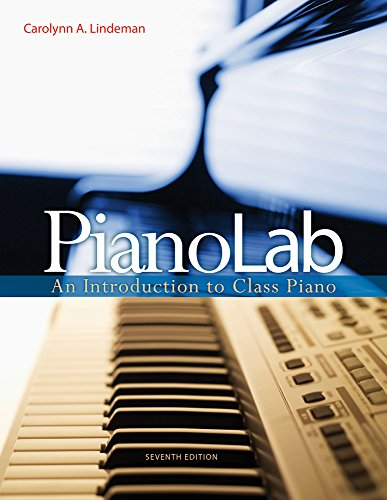 9780495897682: PianoLab: An Introduction to Class Piano (with Keyboard for Piano & Guitar)