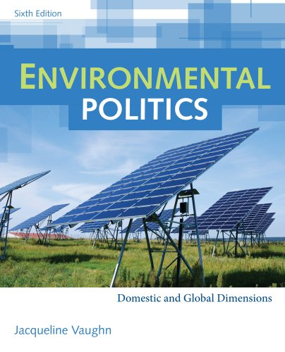 9780495898979: Environmental Politics: Domestic and Global Dimensions