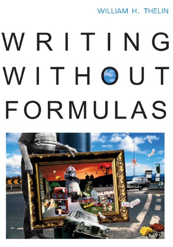 9780495899556: Writing without Formulas (with 2009 MLA Update Card)