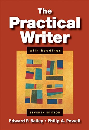 9780495899792: The Practical Writer with Readings (with 2009 MLA Update Card)