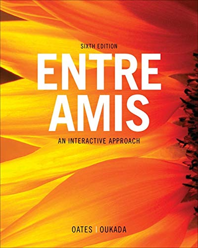 9780495900238: Entre Amis (World Languages)