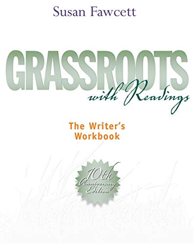 9780495901235: Grassroots with Readings: The Writer's Workbook (Available Titles Aplia)