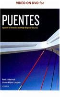 9780495902256: Updated DVD Video for Marinelli/Laughlin's Puentes: Spanish for Intensive and High Beginner Courses, 5th