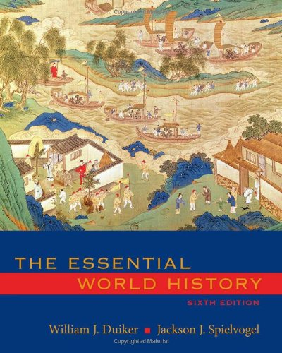 9780495902270: The Essential World History