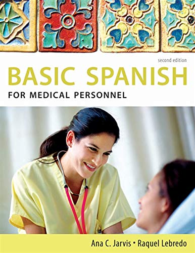 9780495902669: Basic Spanish for Medical Personnel