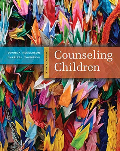9780495903383: Counseling Children, 8th Edition