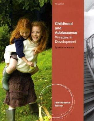 9780495904380: Childhood and Adolescence