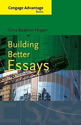 9780495905172: Building Better Essays (New 1st Editions in Developmental English)