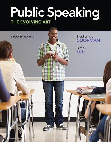 9780495905646: Public Speaking: The Evolving Art (with CourseMate with Interactive Video Activities, Speech Studio™, Audio Study Tool, SpeechBuilder Express, InfoTrac 1-Semester Printed Access Card)